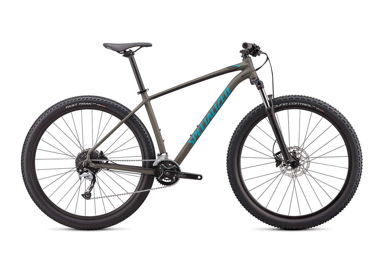 Specialized Rockhopper Comp 29 2X рама XL (2020) зеленый/синий